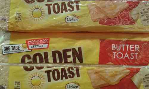 GoldenToast 500g
