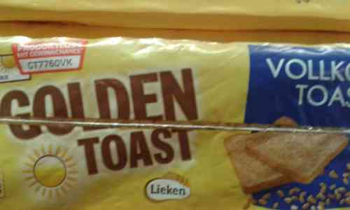 golden Toast Vollkorn 500g
