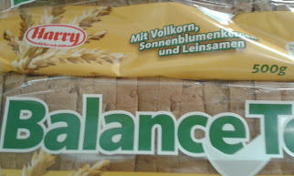 Toast Harry Balance 500g